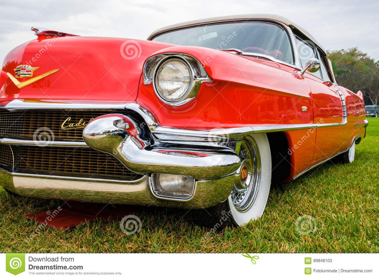 Vintage Cadillac Automobile Editorial Stock Photo Image Of States