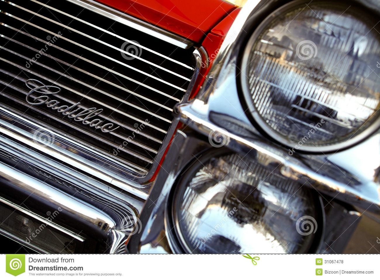 Vintage Cadillac Editorial Stock Photo Image 31067478