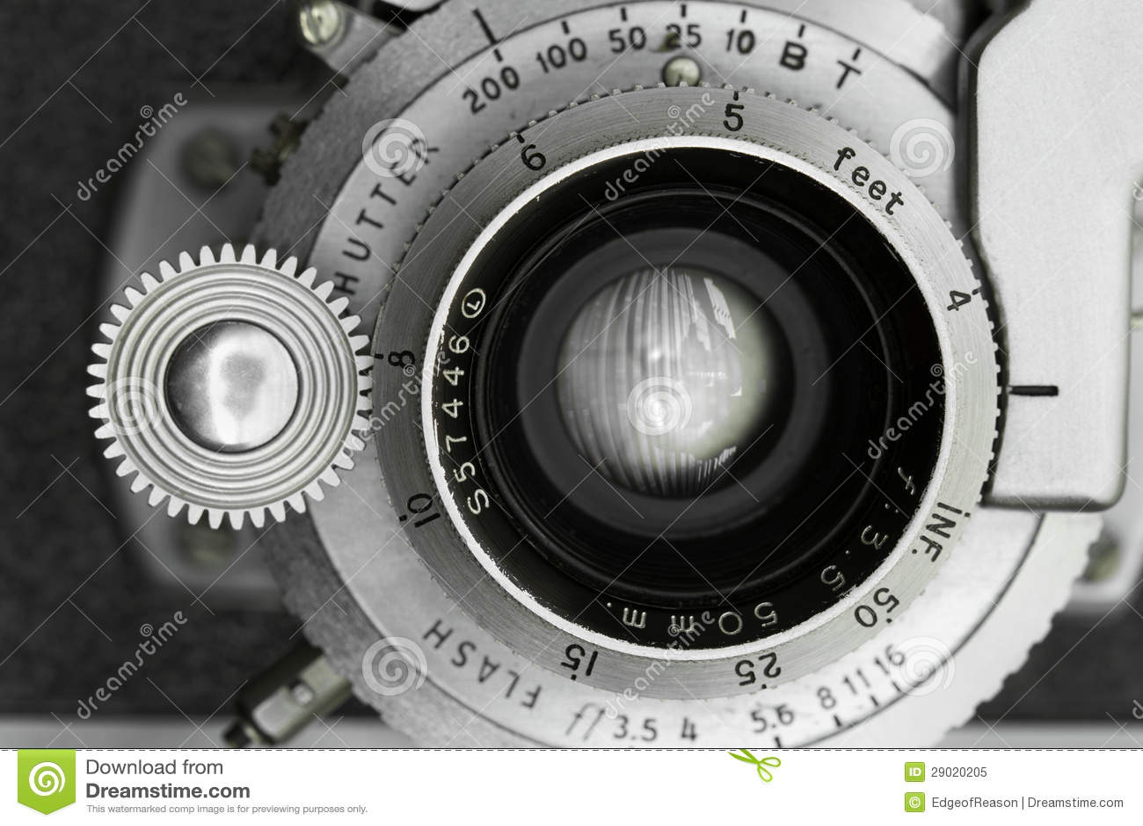 Vintage Camera Lens 17