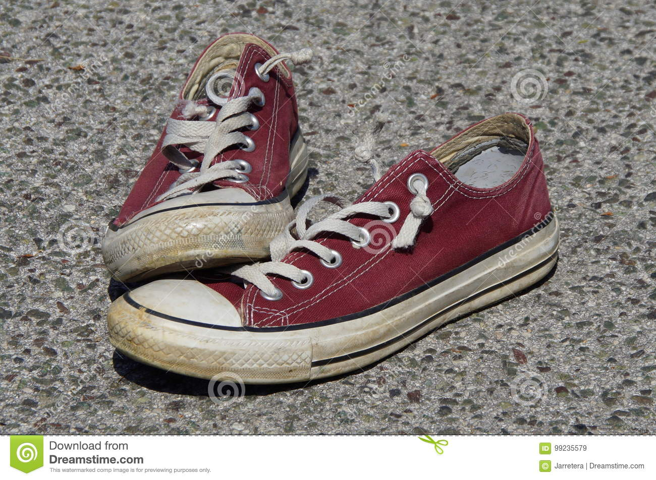 f2152bc7878d9 Vintage canvas shoes stock image. Image of torn, shoes - 99235579
