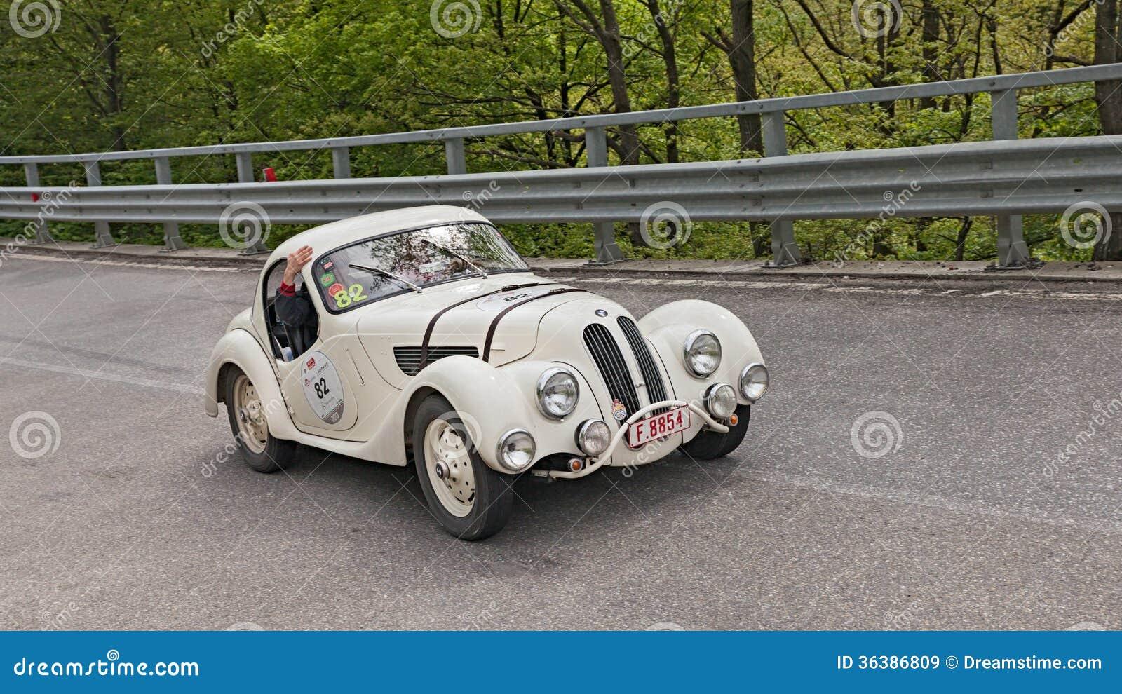 Old European Race Cars