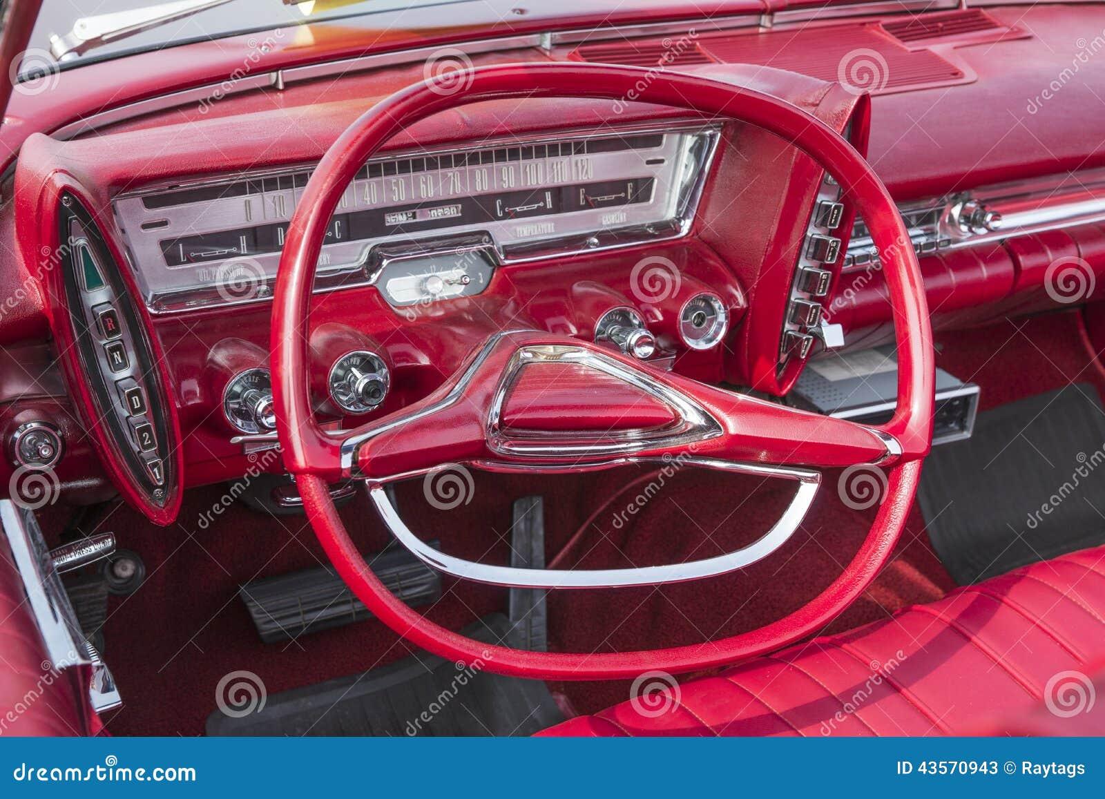 vintage car dashboard stock photo image 43570943. Black Bedroom Furniture Sets. Home Design Ideas