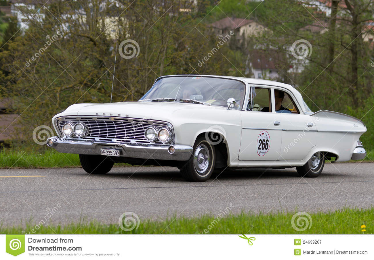 Vintage Car Dodge Dart V8 Pioneer From 1961 Editorial Photography Pickup Truck Download Image Of Auto