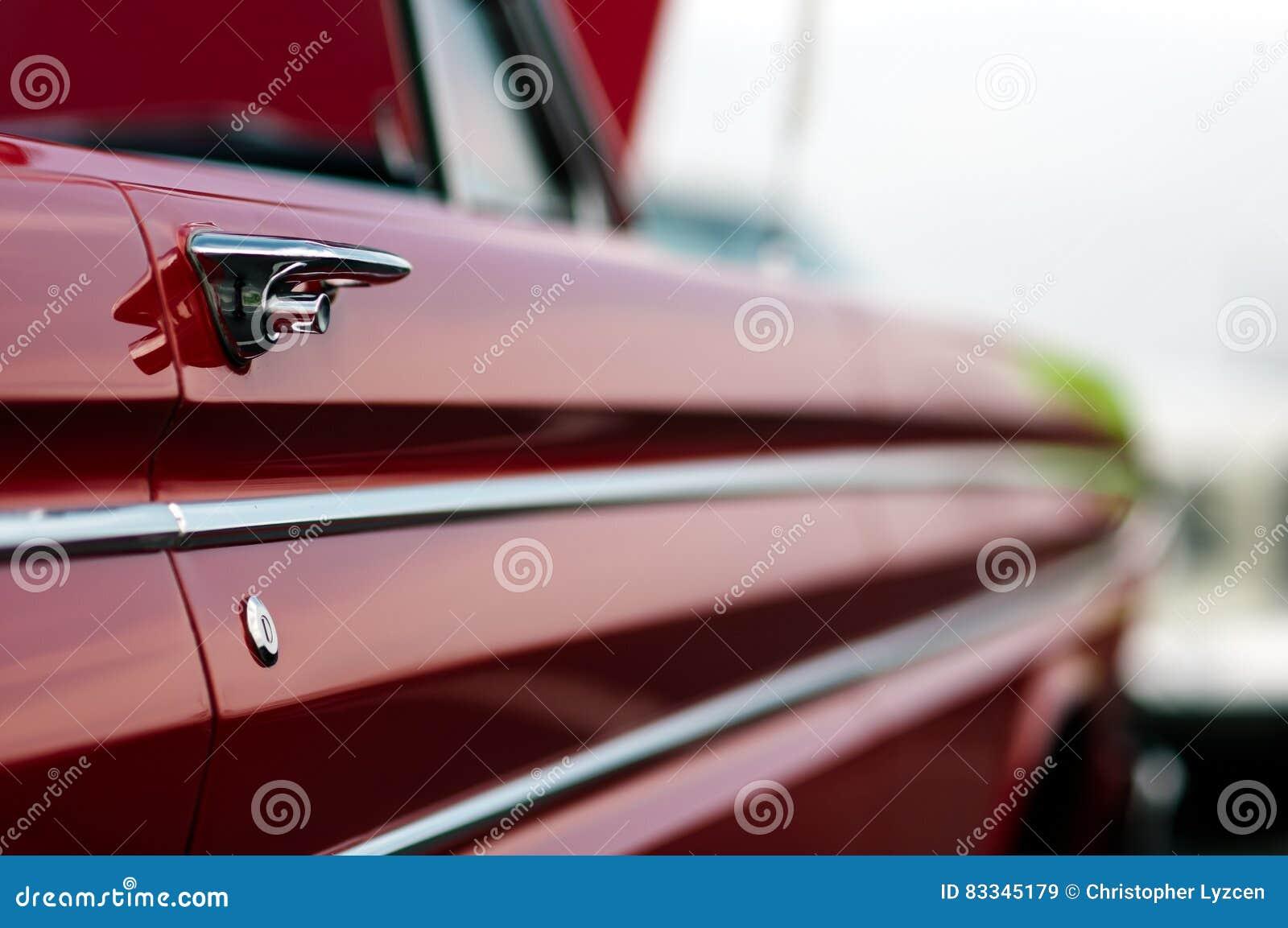 Vintage Car Door Handles