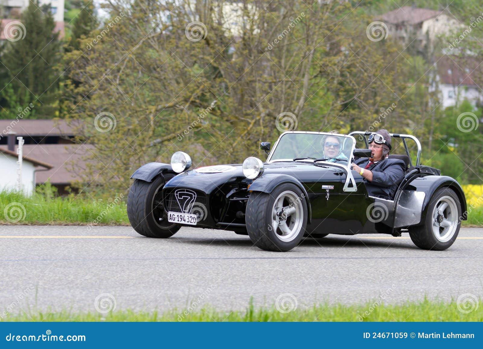 Old Lotus Race Cars