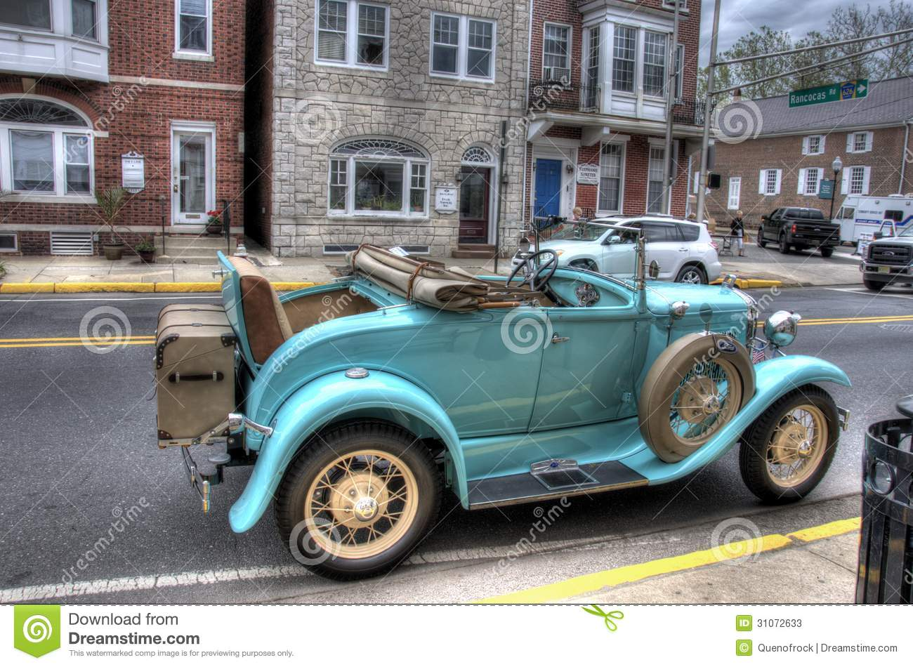 Vintage Cars With Rumble Seats