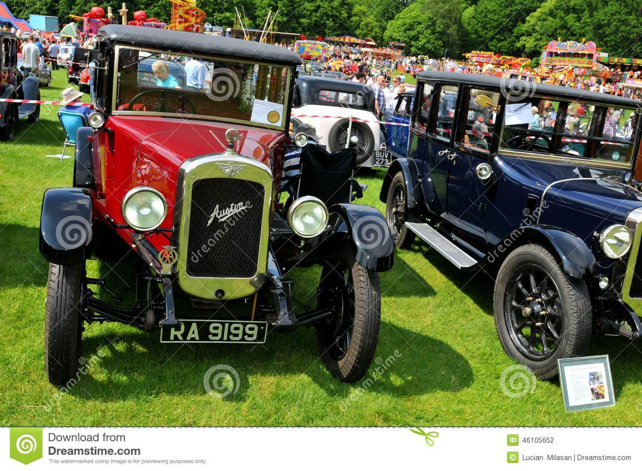 Vintage Car Show Editorial Photography Image Of Motors - Car show england