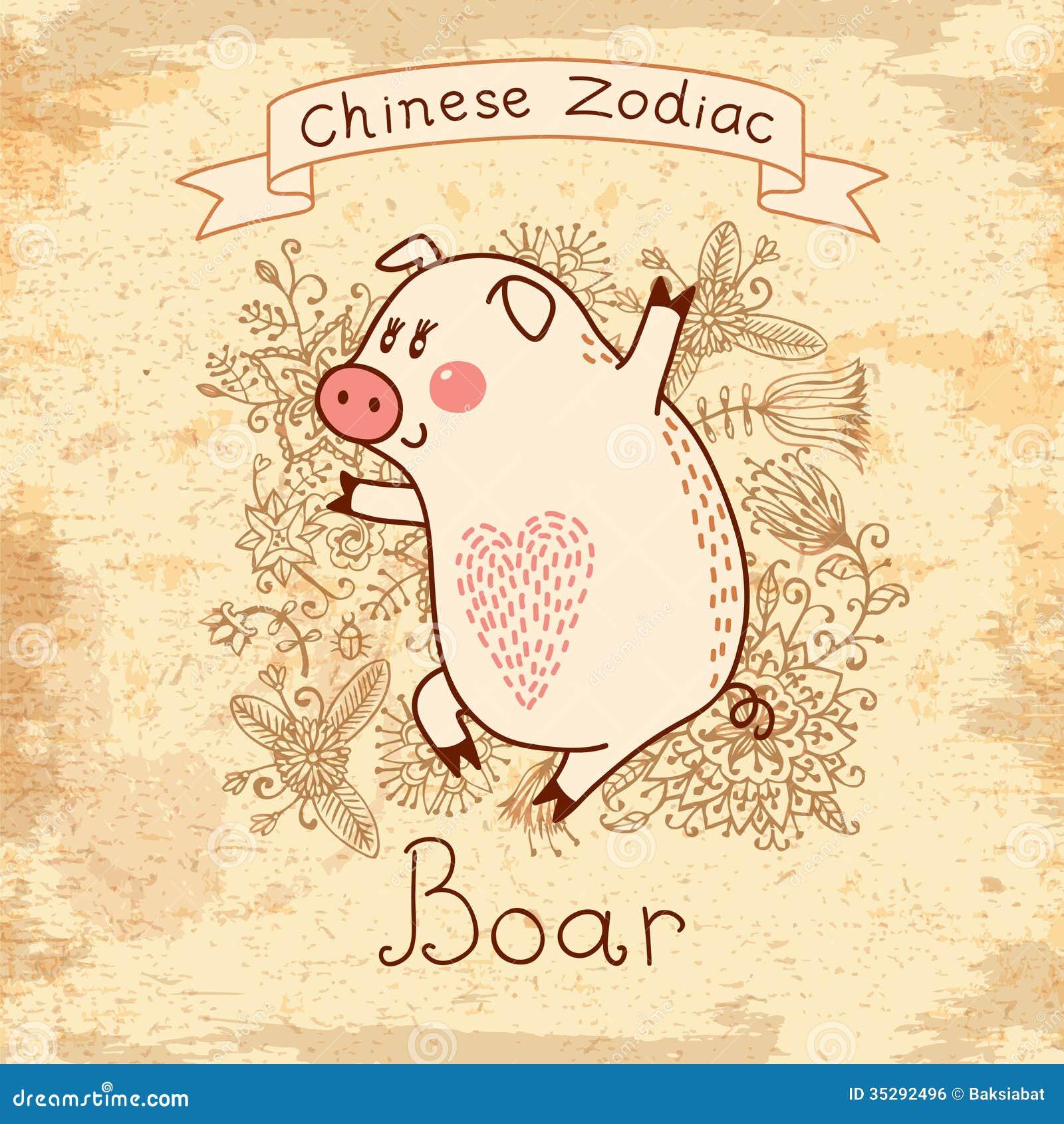Love compatibility: Boar and Boar