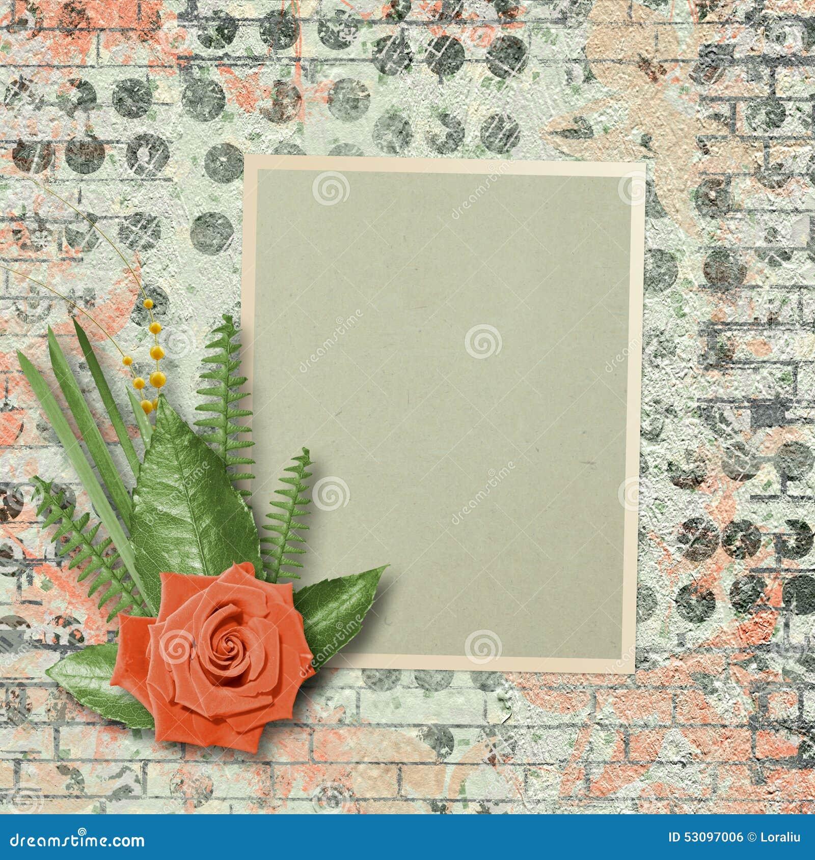Z Coral Card Wedding Card Vi...