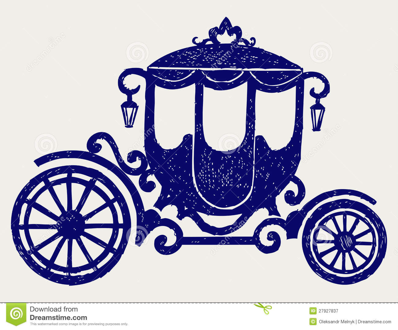 Vintage Carriage Royalty Free Stock Photography - Image ...
