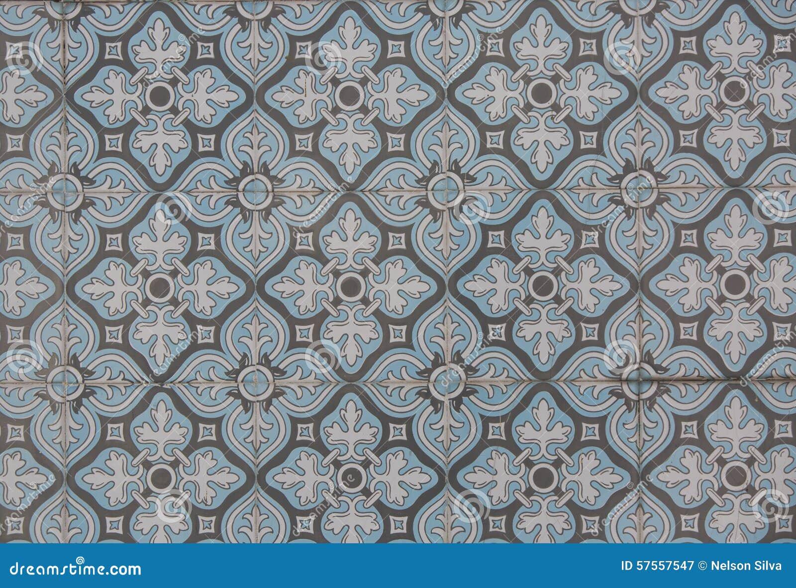 Download Vintage ceramic tile stock image. Image of building, interior - 57557547