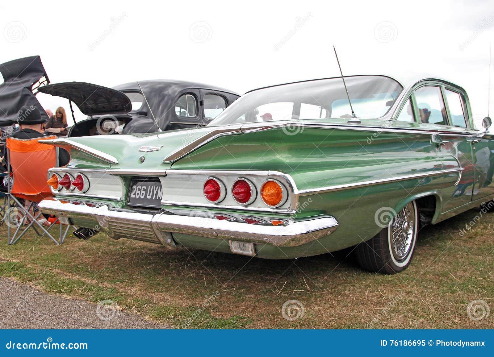 Vintage Chevrolet Wings Editorial Image Image Of Aerodynamic 76186695