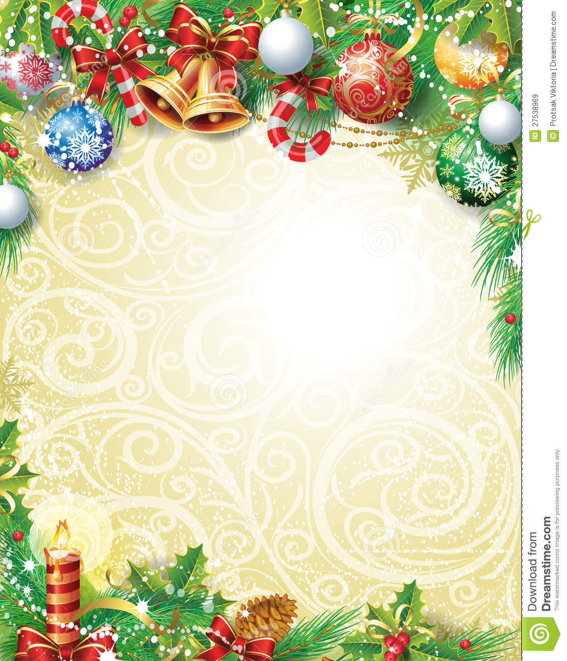 Vintage Christmas Background Royalty Free Stock Images ...
