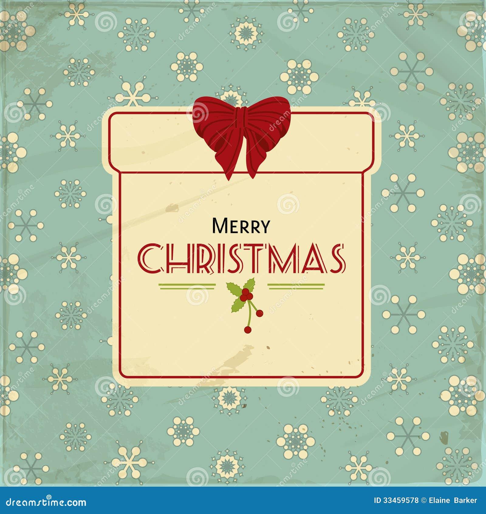 Vintage Christmas Background Royalty Free Stock Photos - Image ...