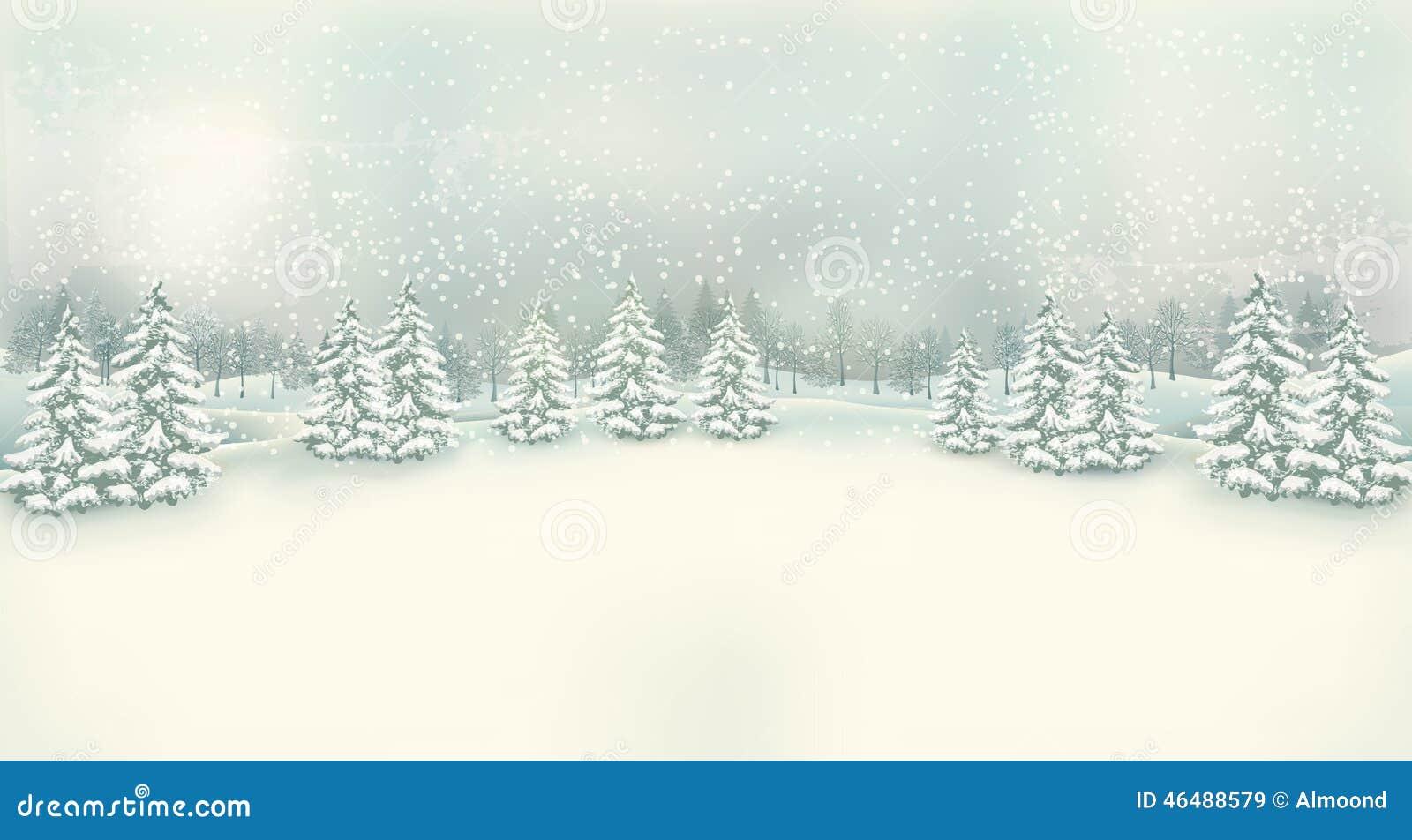 Vintage Christmas Wint...