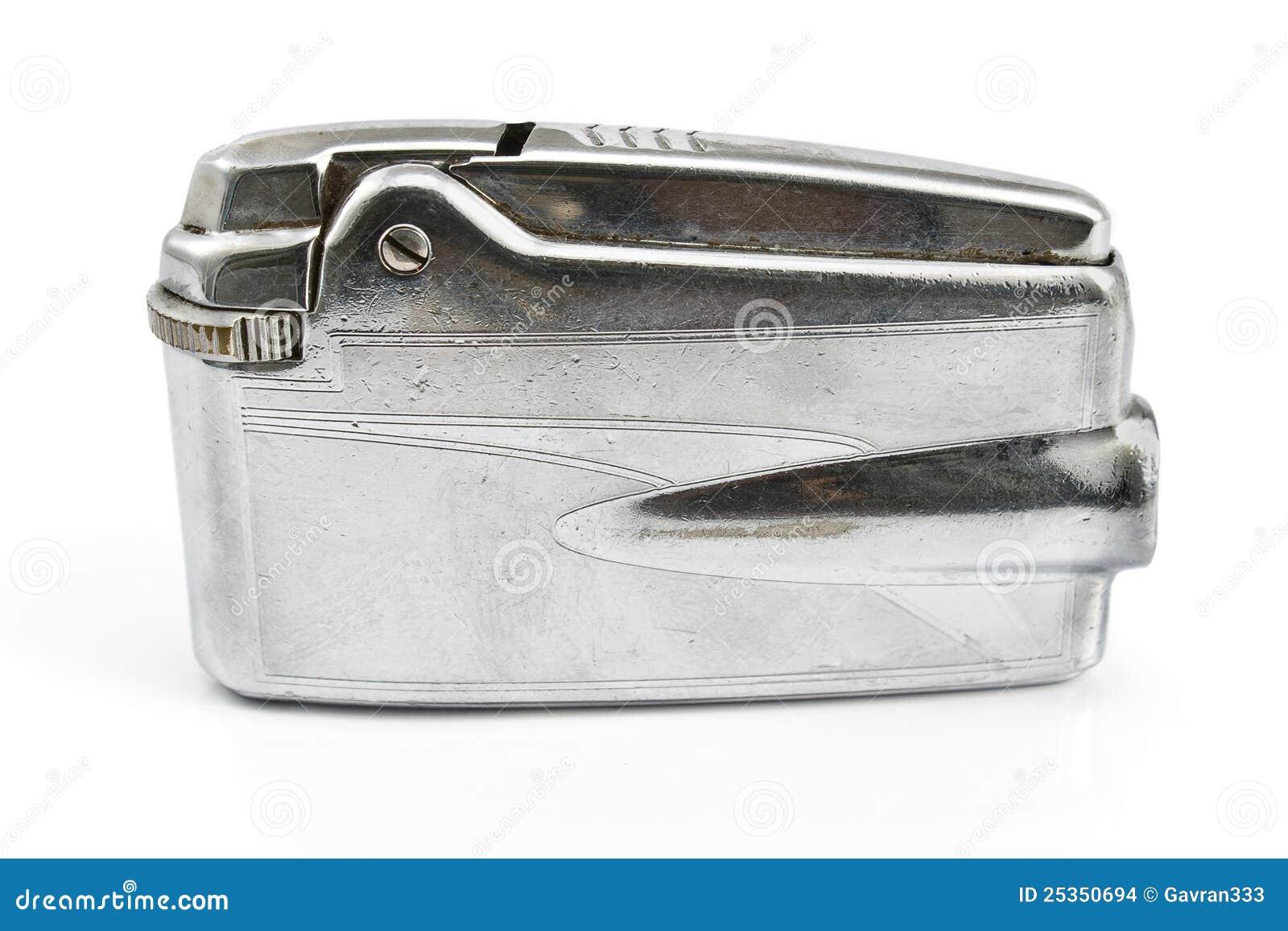 Vintage Cigarette Lighter Stock Images - Image: 25350694