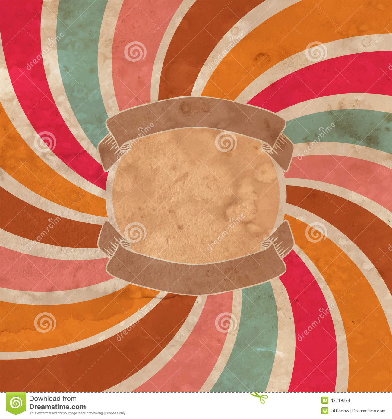 vintage circus background stock vector. illustration of stripe