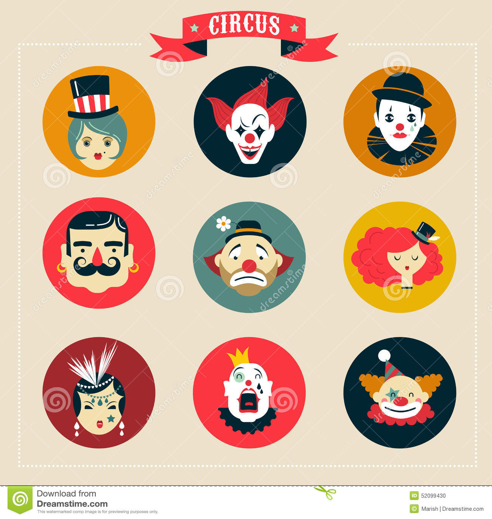 Pinhead circus freak