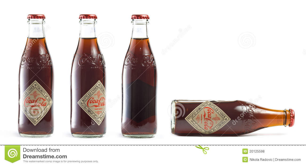 Early Coca-Cola Bottles