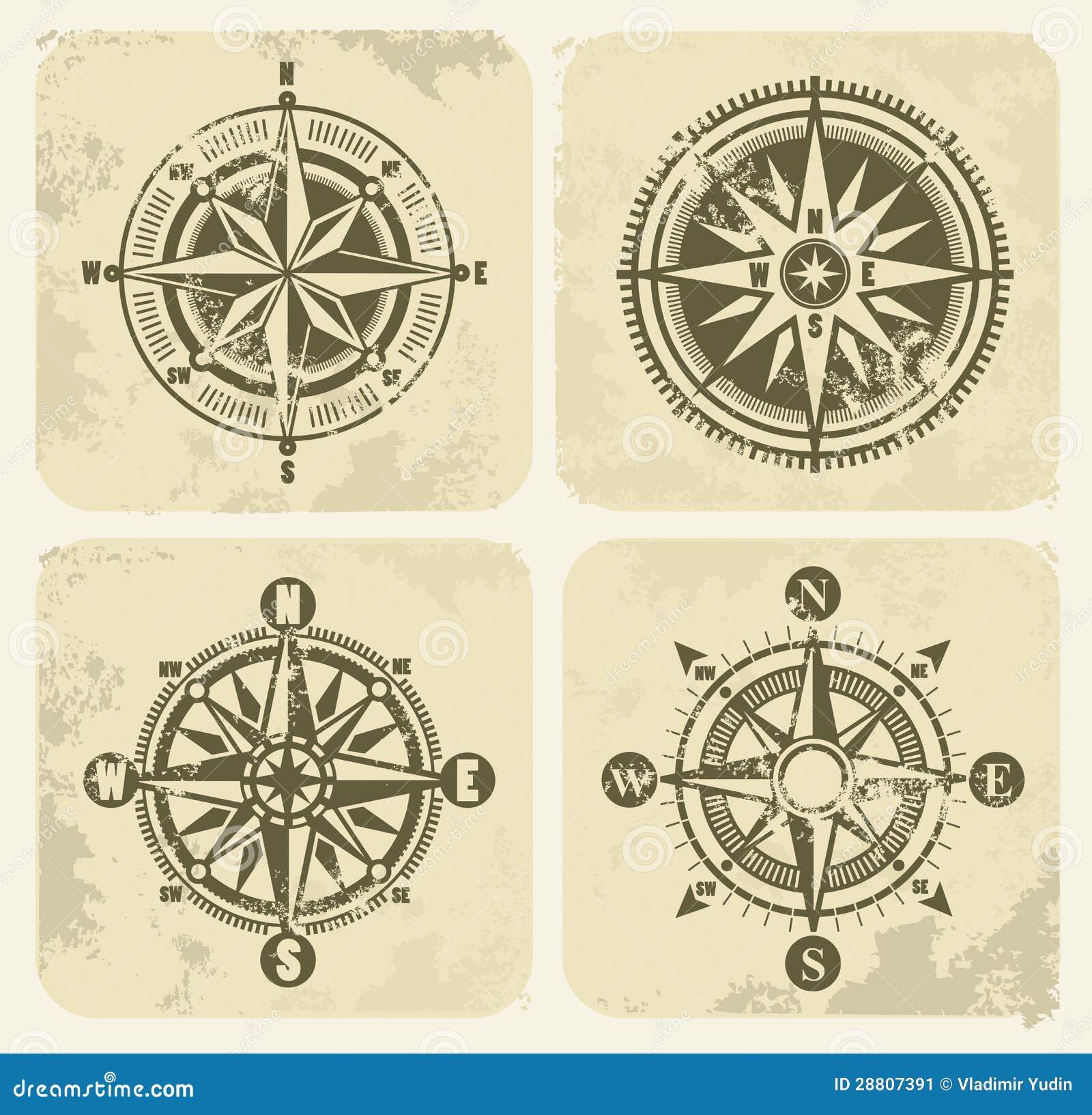 Vintage Compasses 22