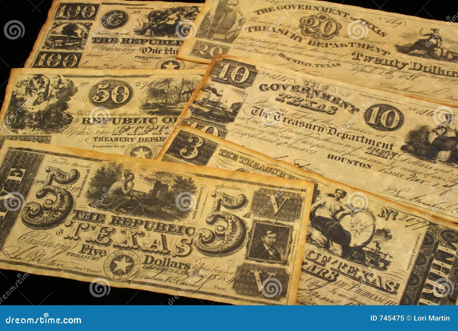 Vintage Currency