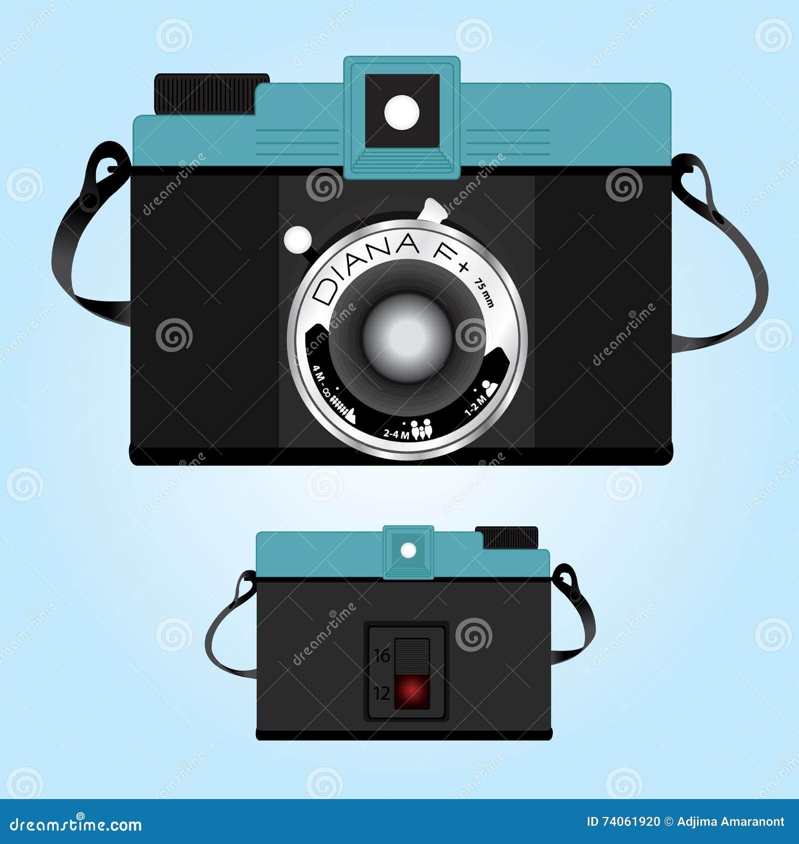 Vintage de Diana Camera