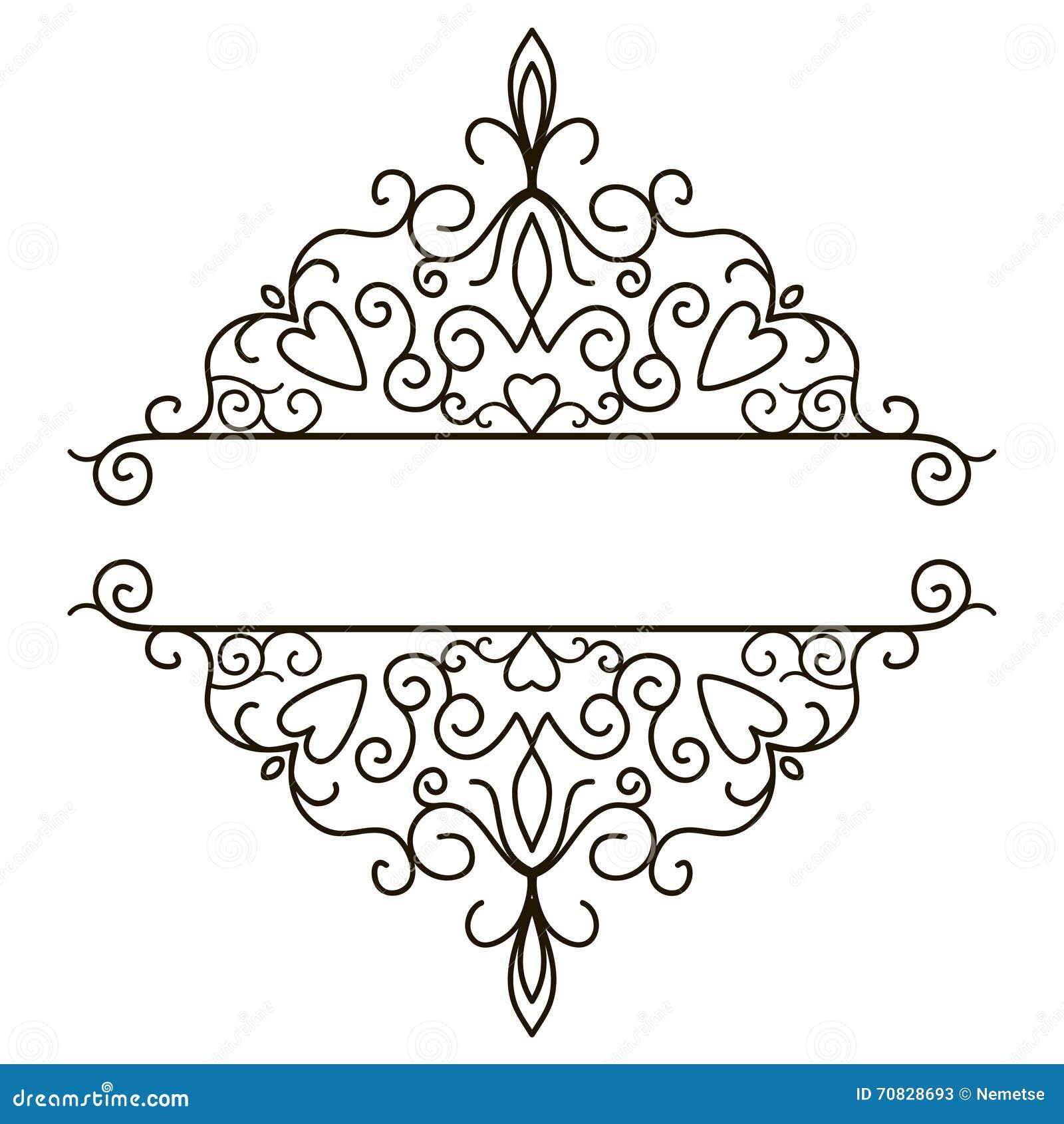 elegant black and white border design - Boat.jeremyeaton.co