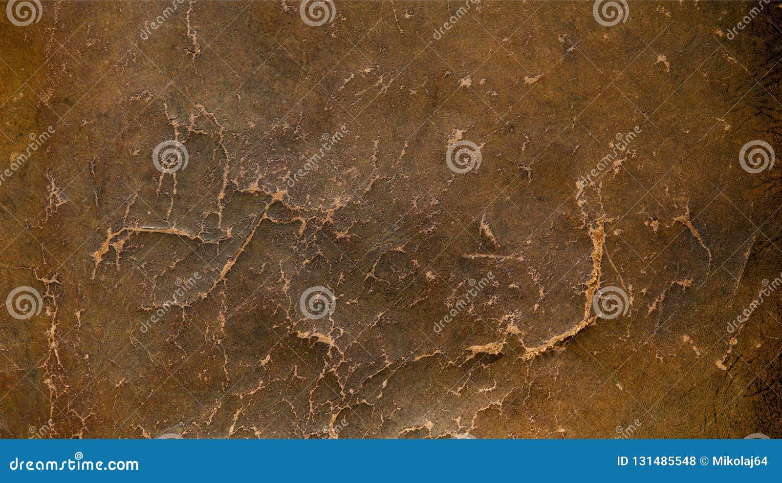 Brown Vintage Leather Texture - PhotoHDX