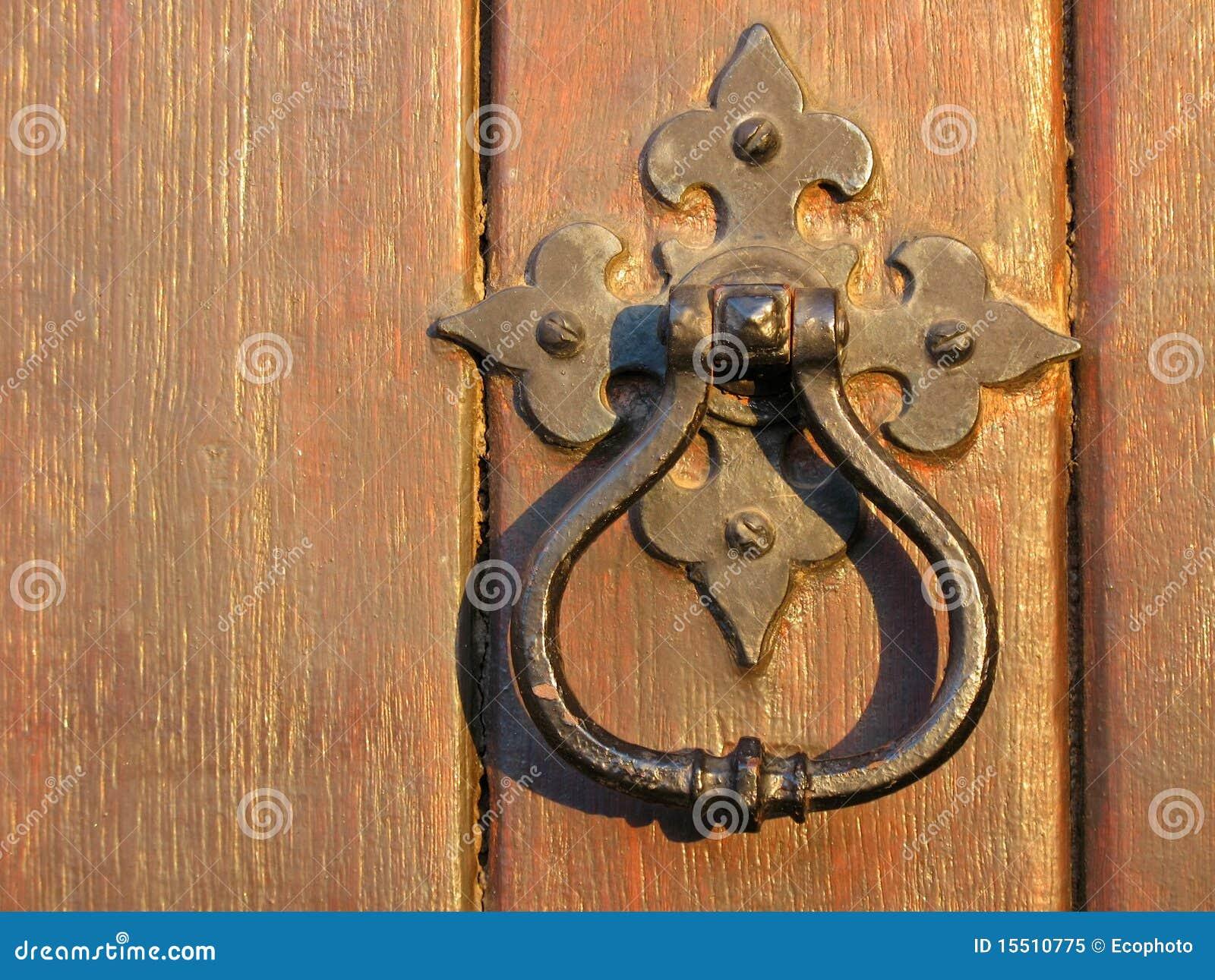 Vintage Door Handle Royalty Free Stock Photo Image 15510775