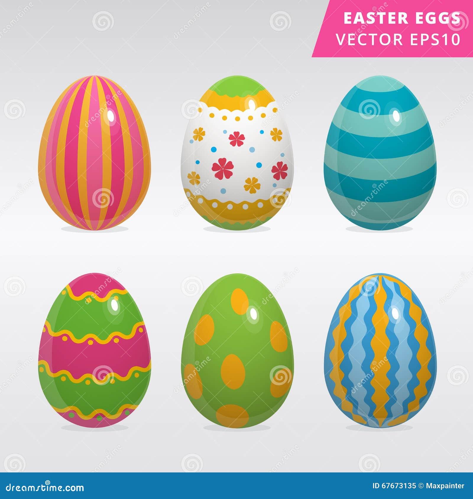 Easy Easter Egg Design Images