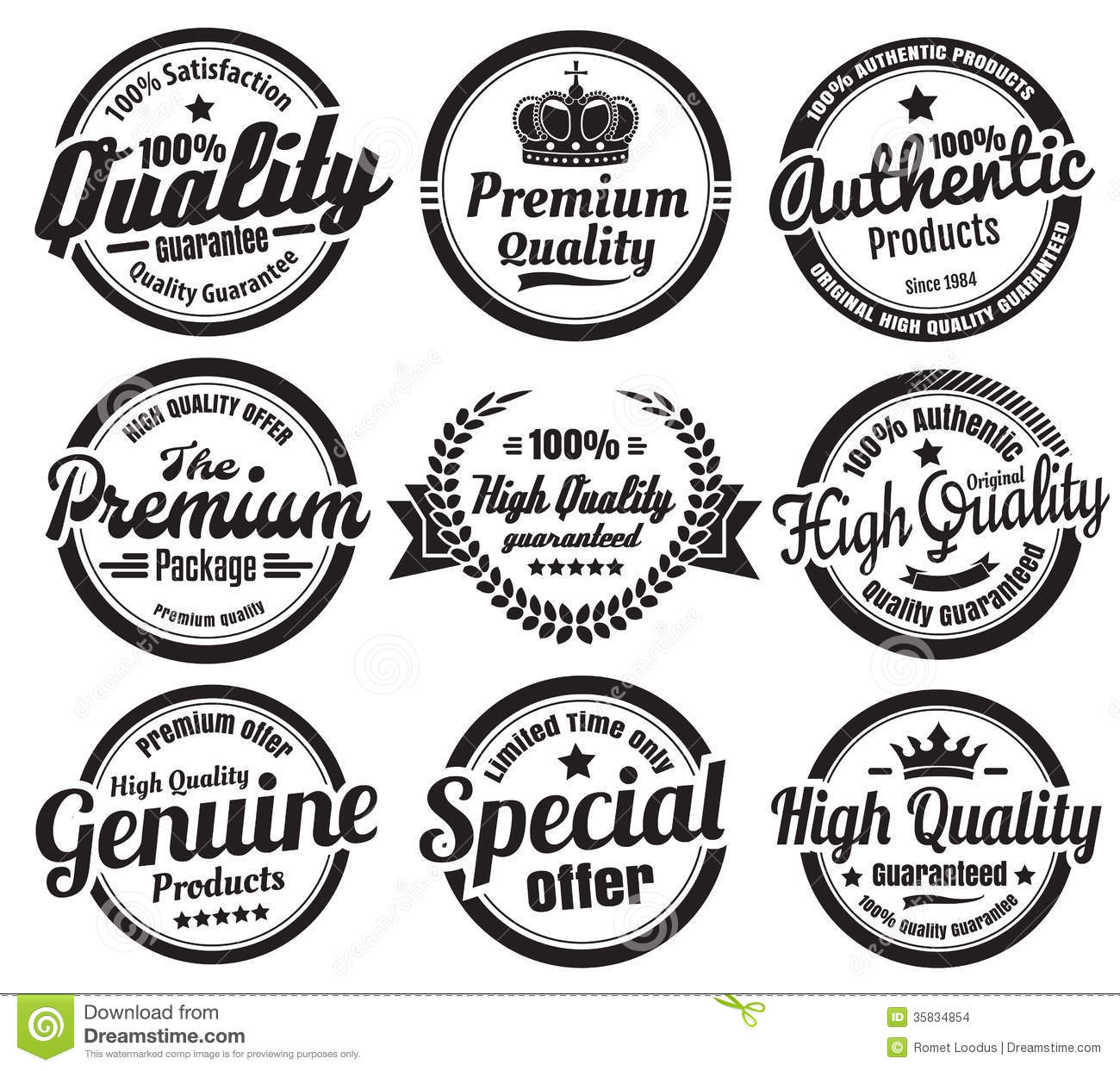 100 Percent Badges For Schools