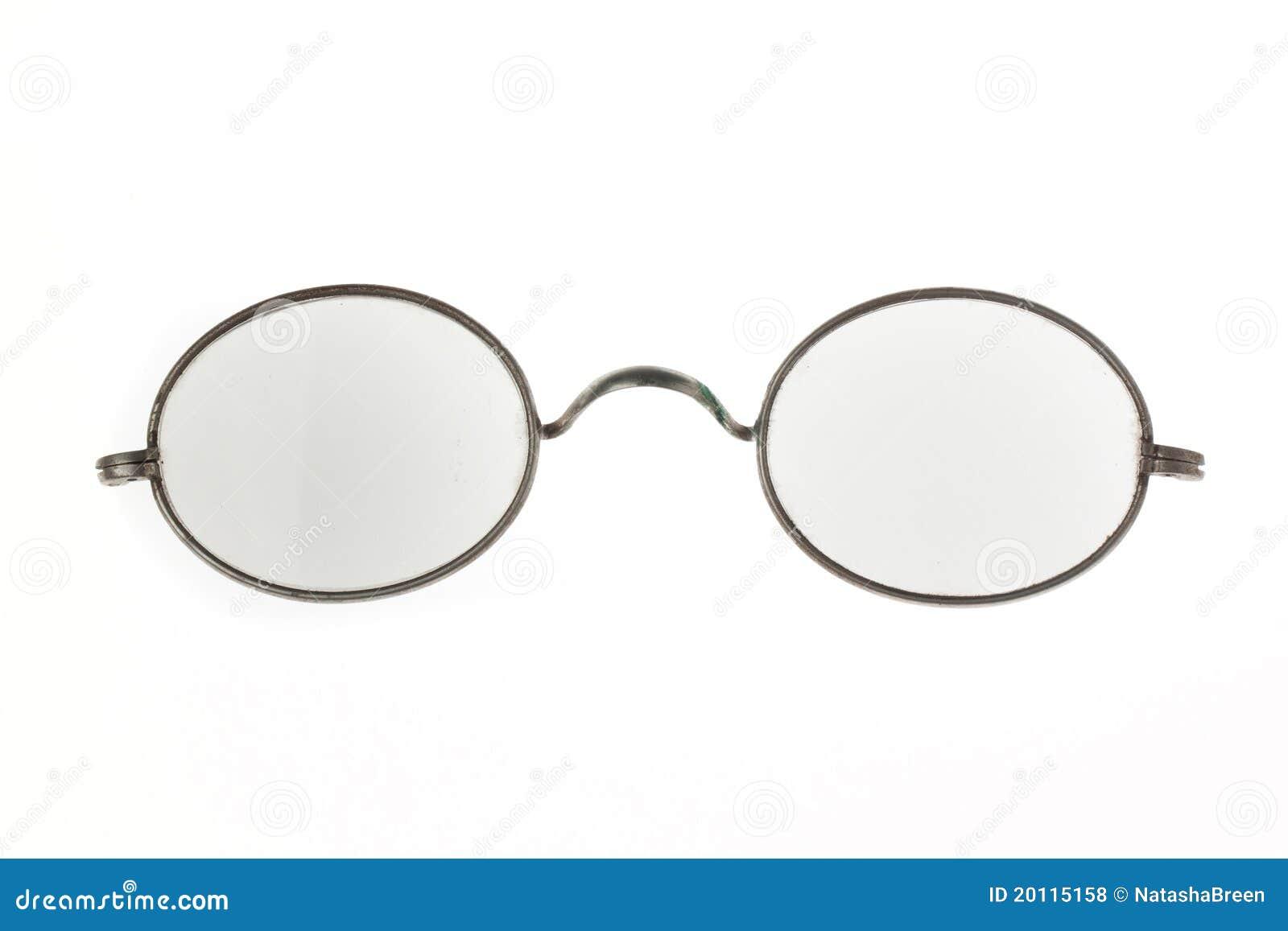 dating vintage eyeglasses
