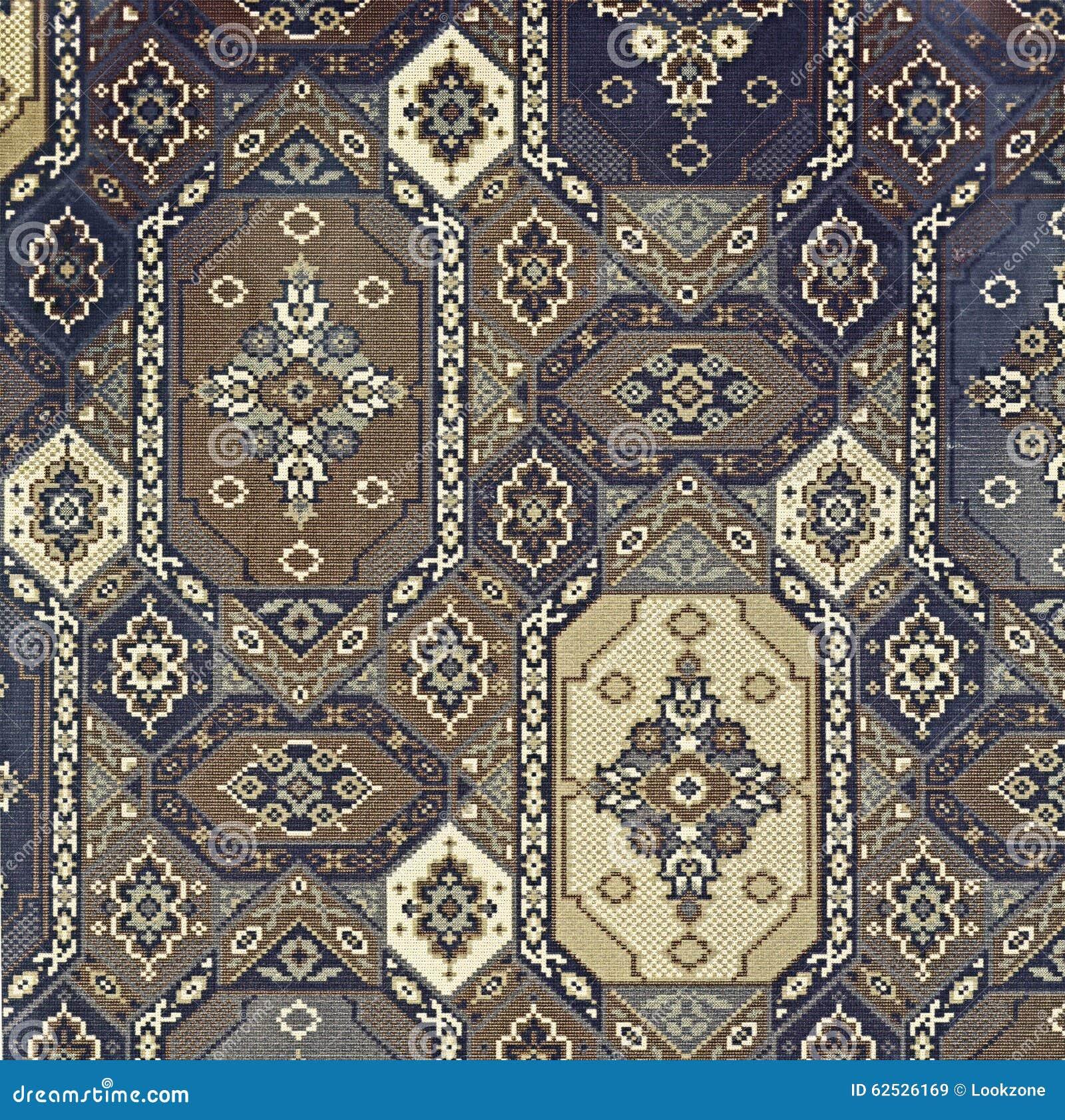 Vintage Fabric Design Stock Photo Image 62526169