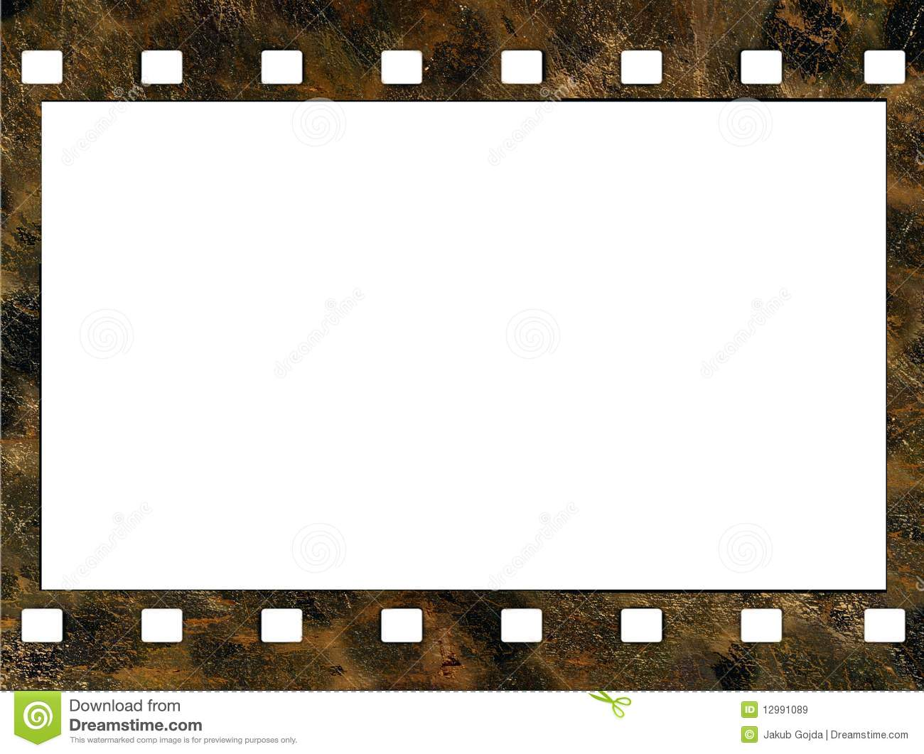 Vintage Film Strip Royalty Free Stock Images - Image: 12991089