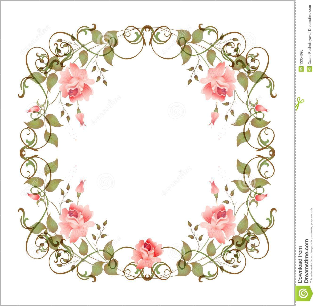 Bridal Embroidery Frame Designs