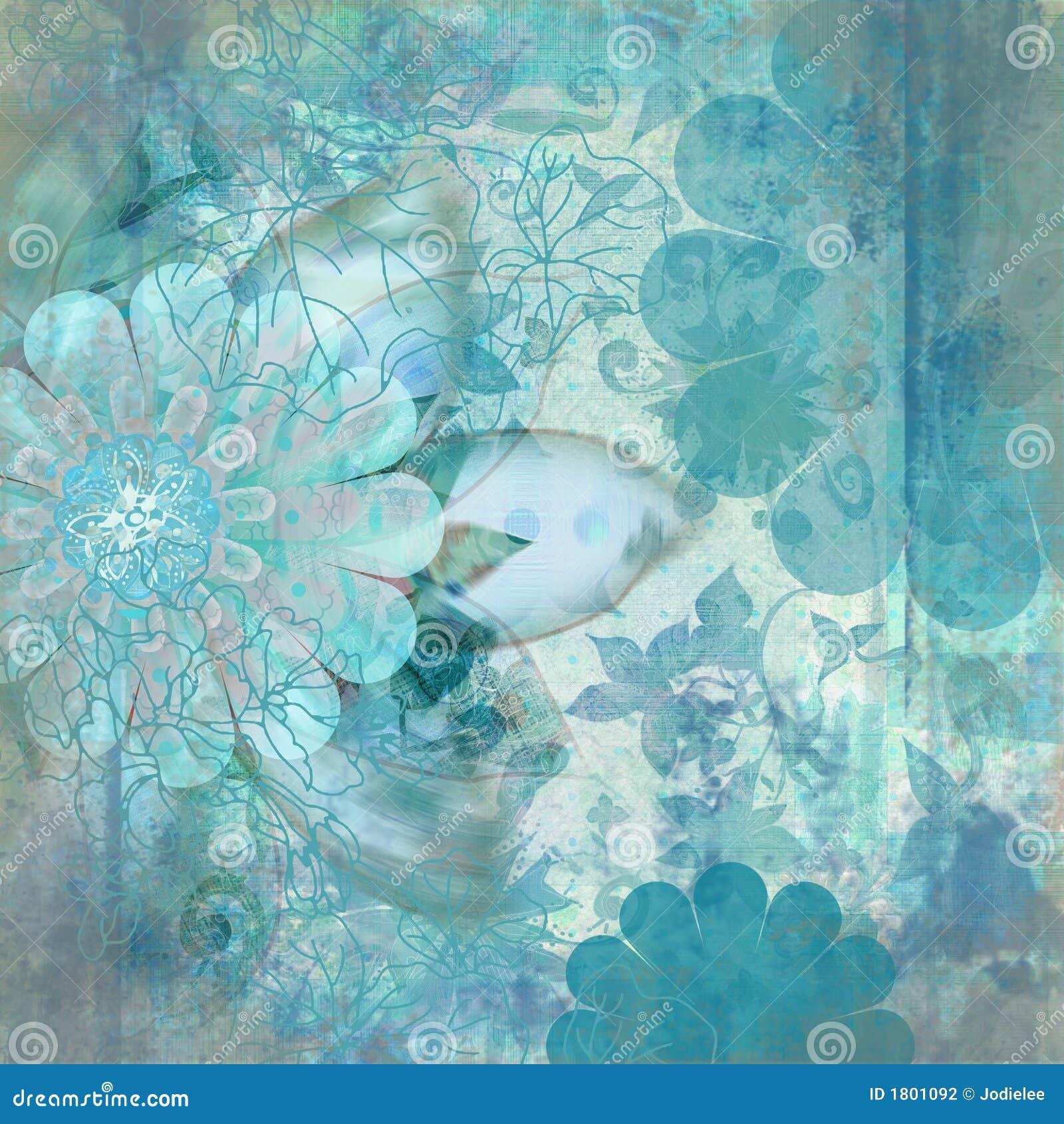 Vintage floral grunge bohemian tapestry scrapbook - Scrapbook background free printables ...