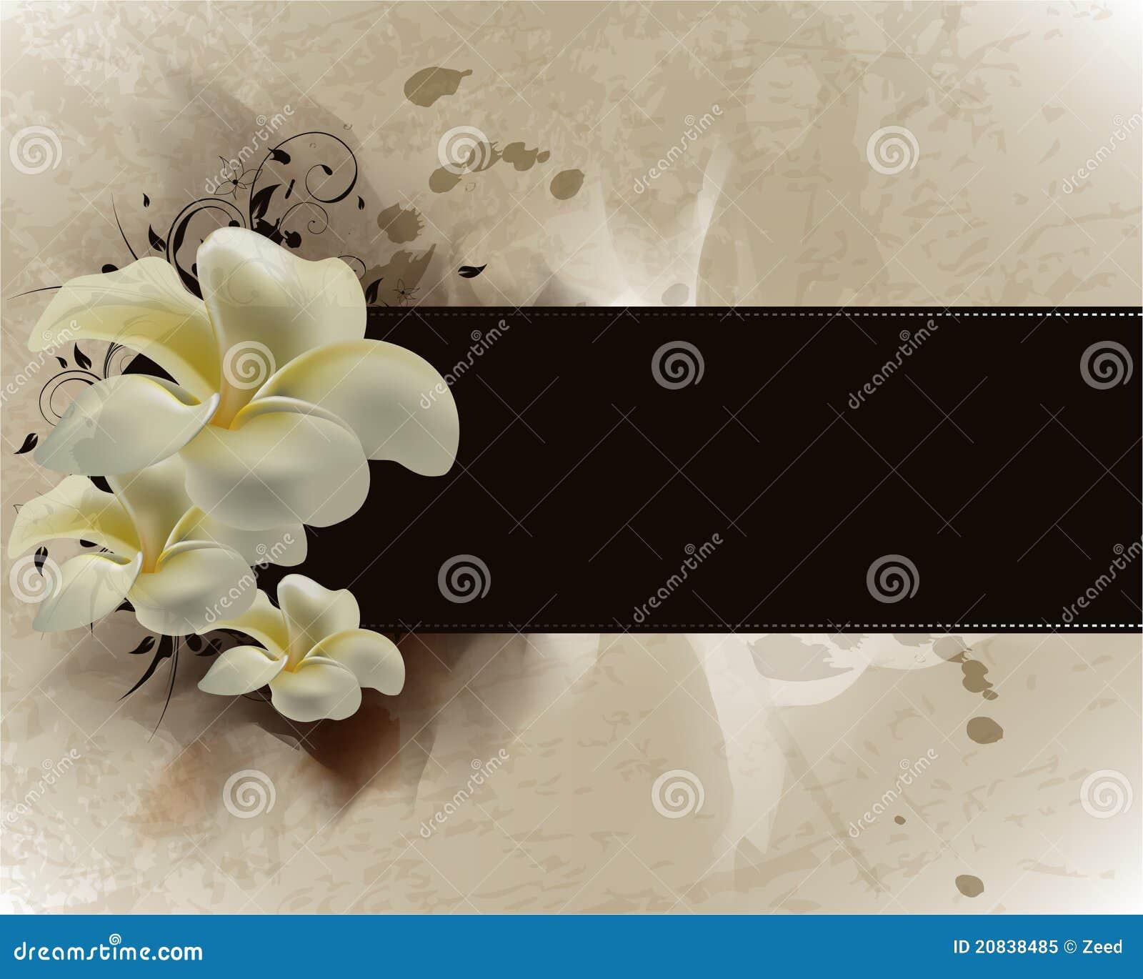 Vintage Flower Layout 49