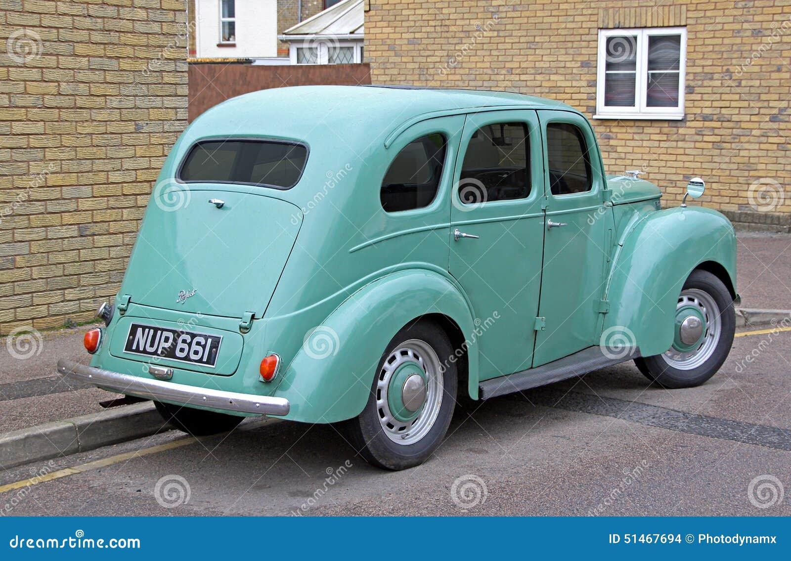 Old English Tinted Cars