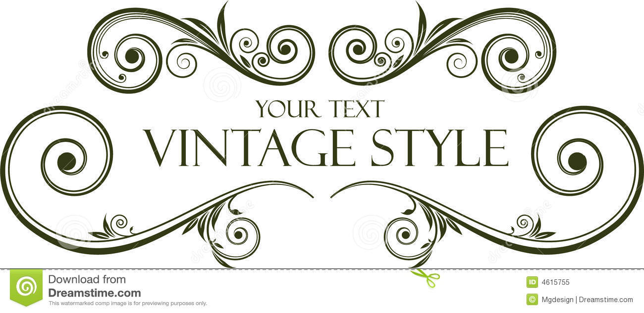 Vintage Frame Royalty Free Stock Photo - Image: 4615755