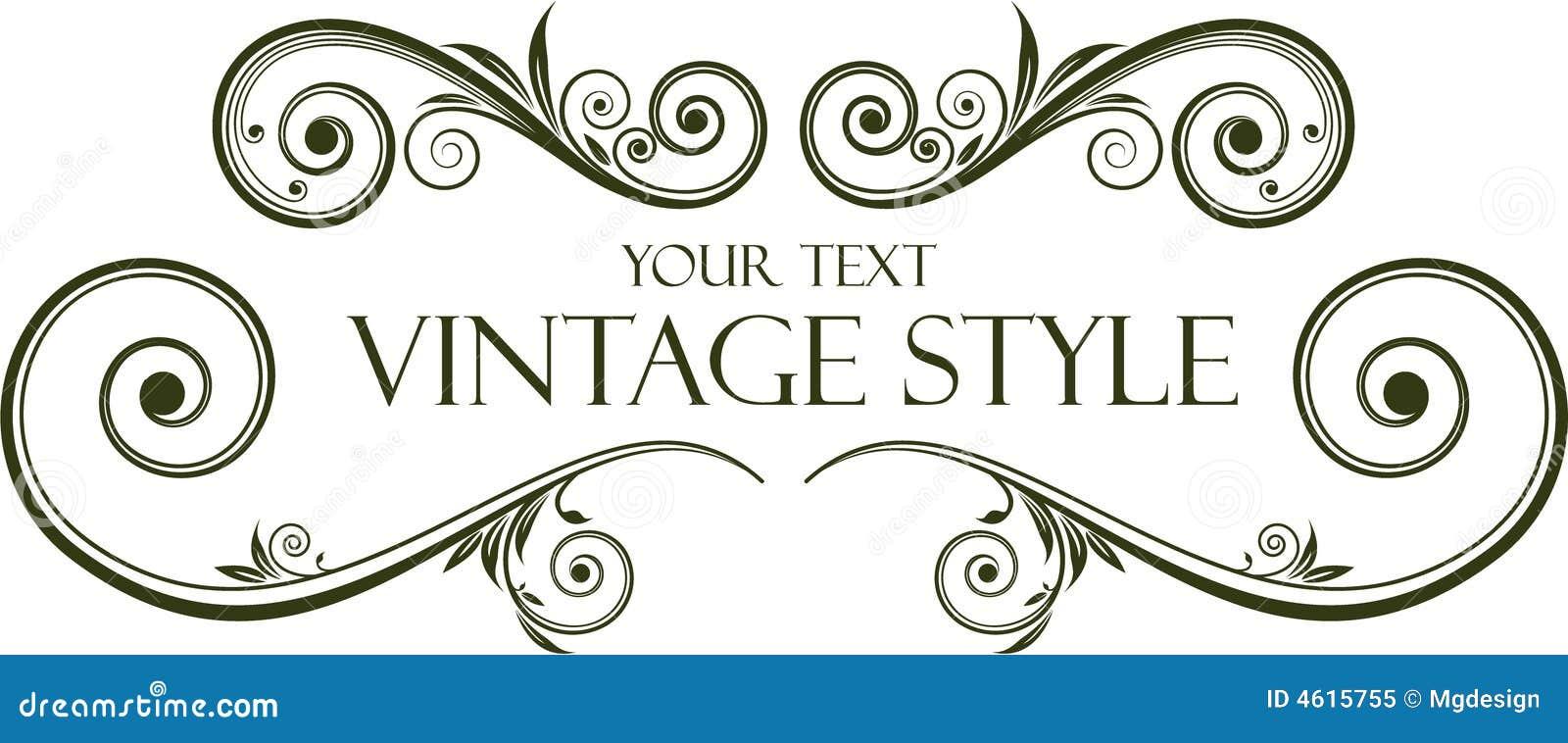 vintage frame design oval. Vintage Frame. Illustration, Ornament. Frame Design Oval V