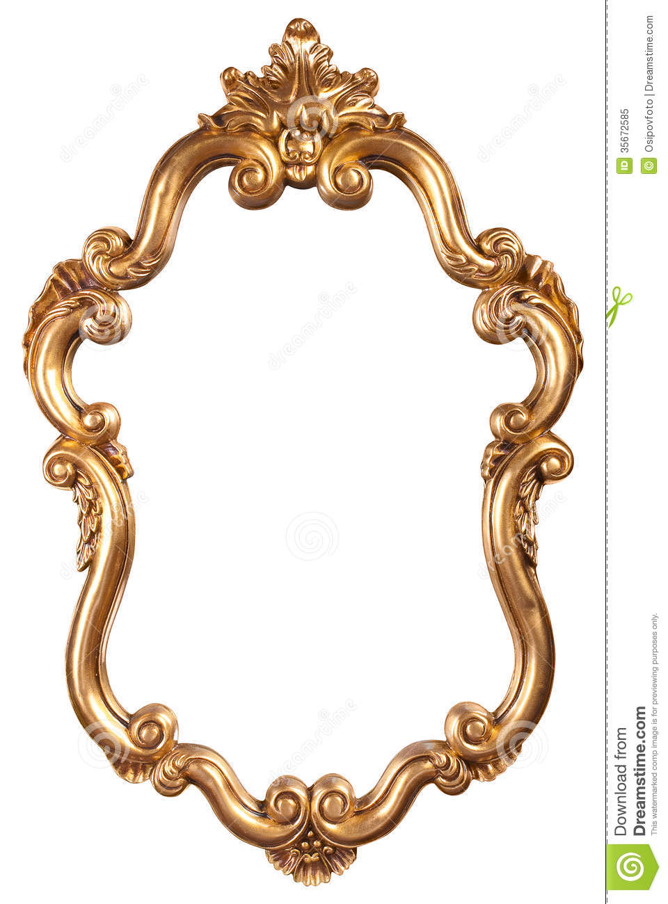 Vintage Frame Royalty Free Stock Photo  Image: 35672585