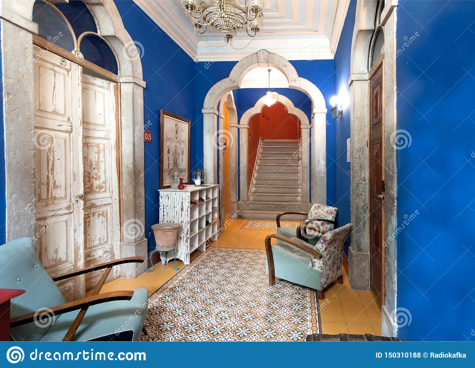 Fine Vintage Furniture Retro Room In Arabic Style Inside Hotel Home Interior And Landscaping Elinuenasavecom