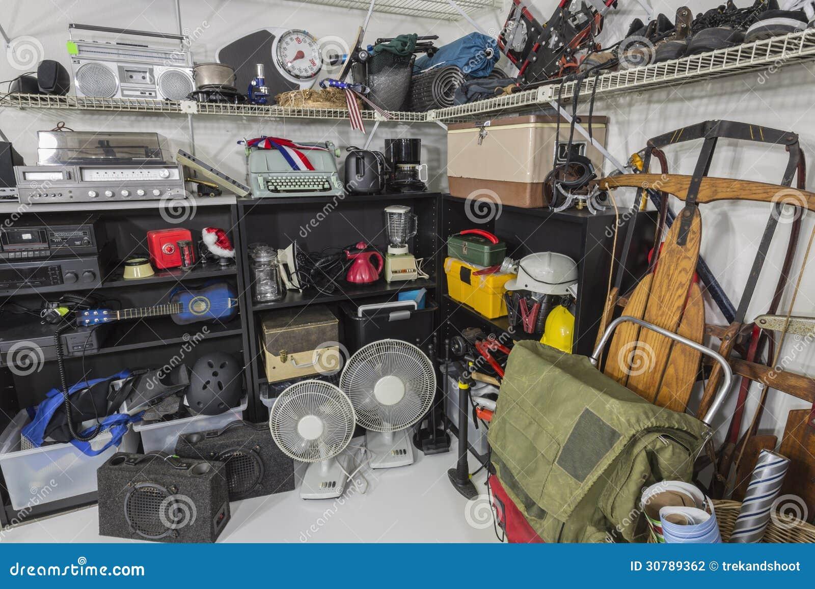 vintage garage items