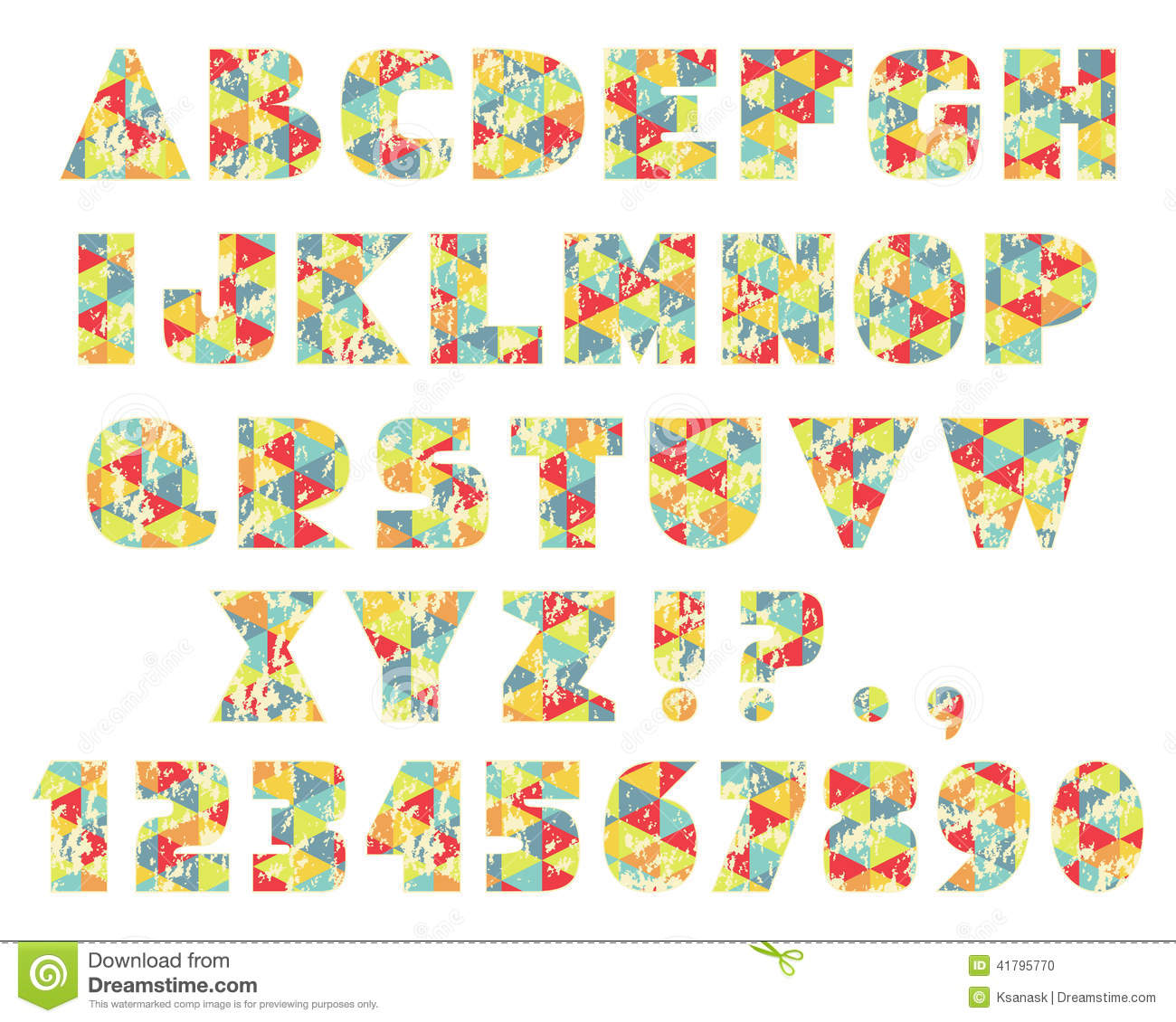 how to change the colour of google alphabets