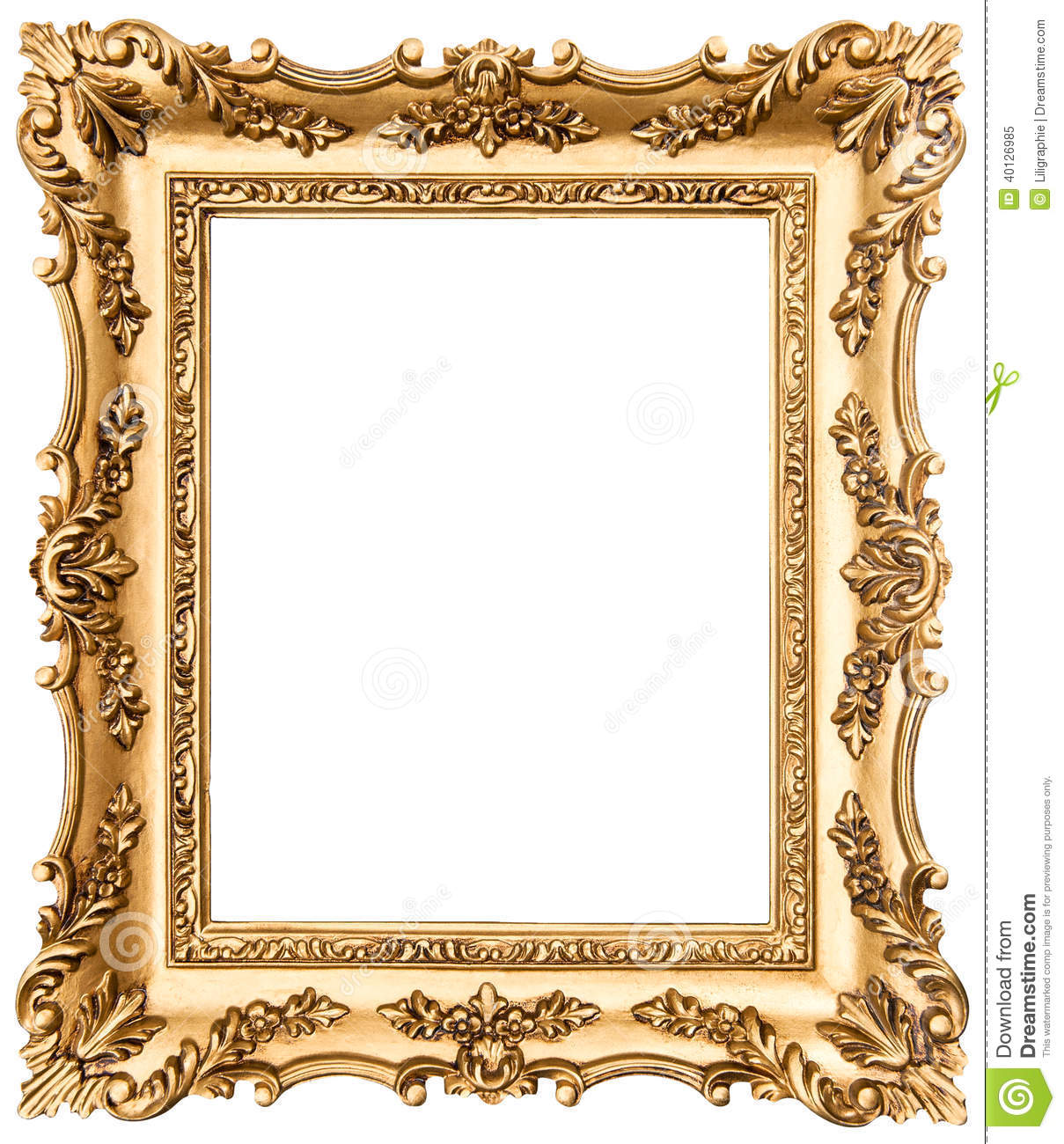 antique white picture frames