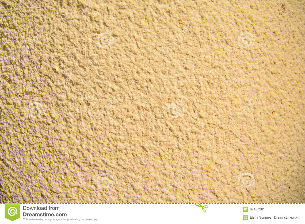 Vintage and grunge gold, cream or beige background of natural cement or stone old texture , retro pattern wall