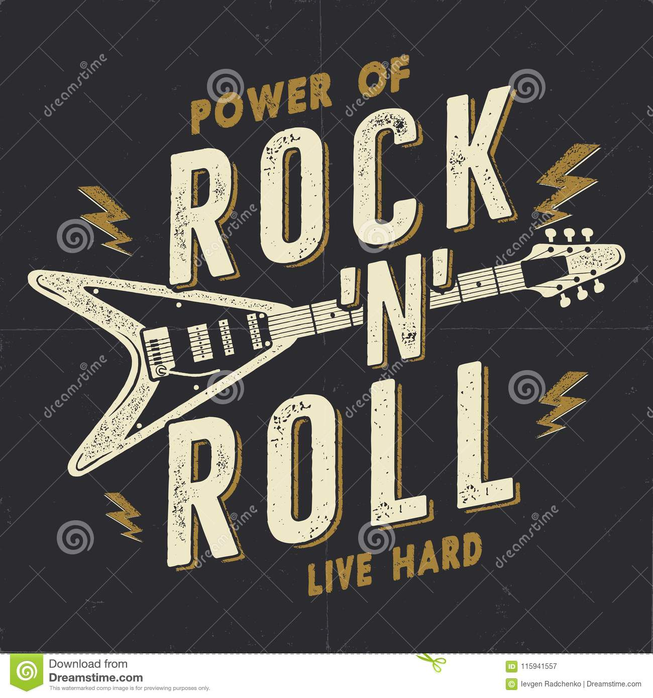 The Power Of Rock N Roll