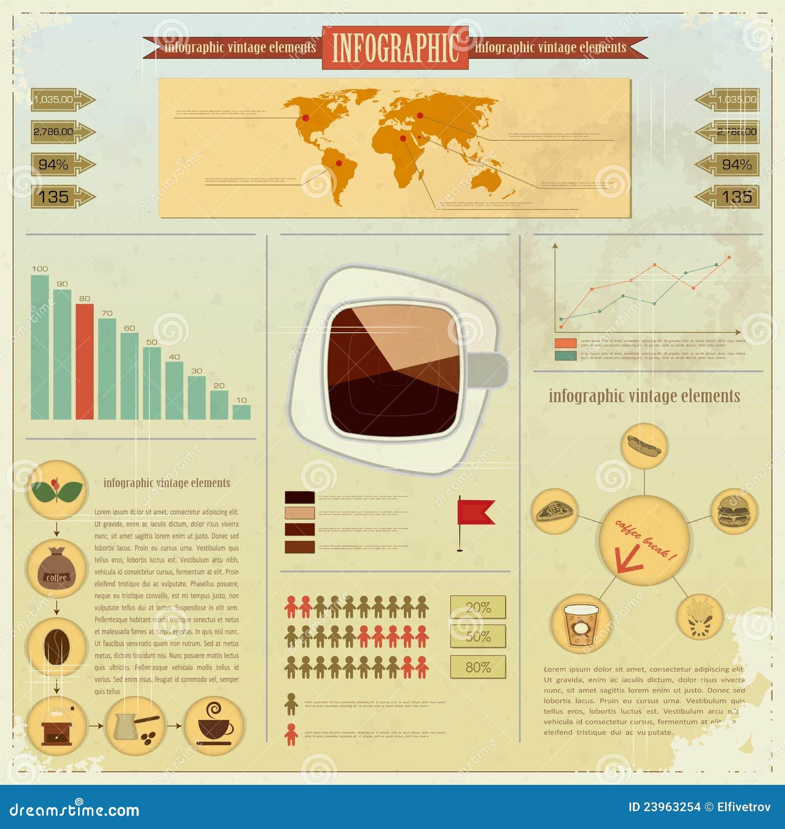 vintage-infographics-set-coffee-23963254