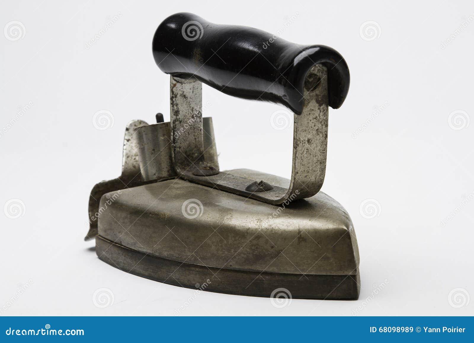 electric iron history