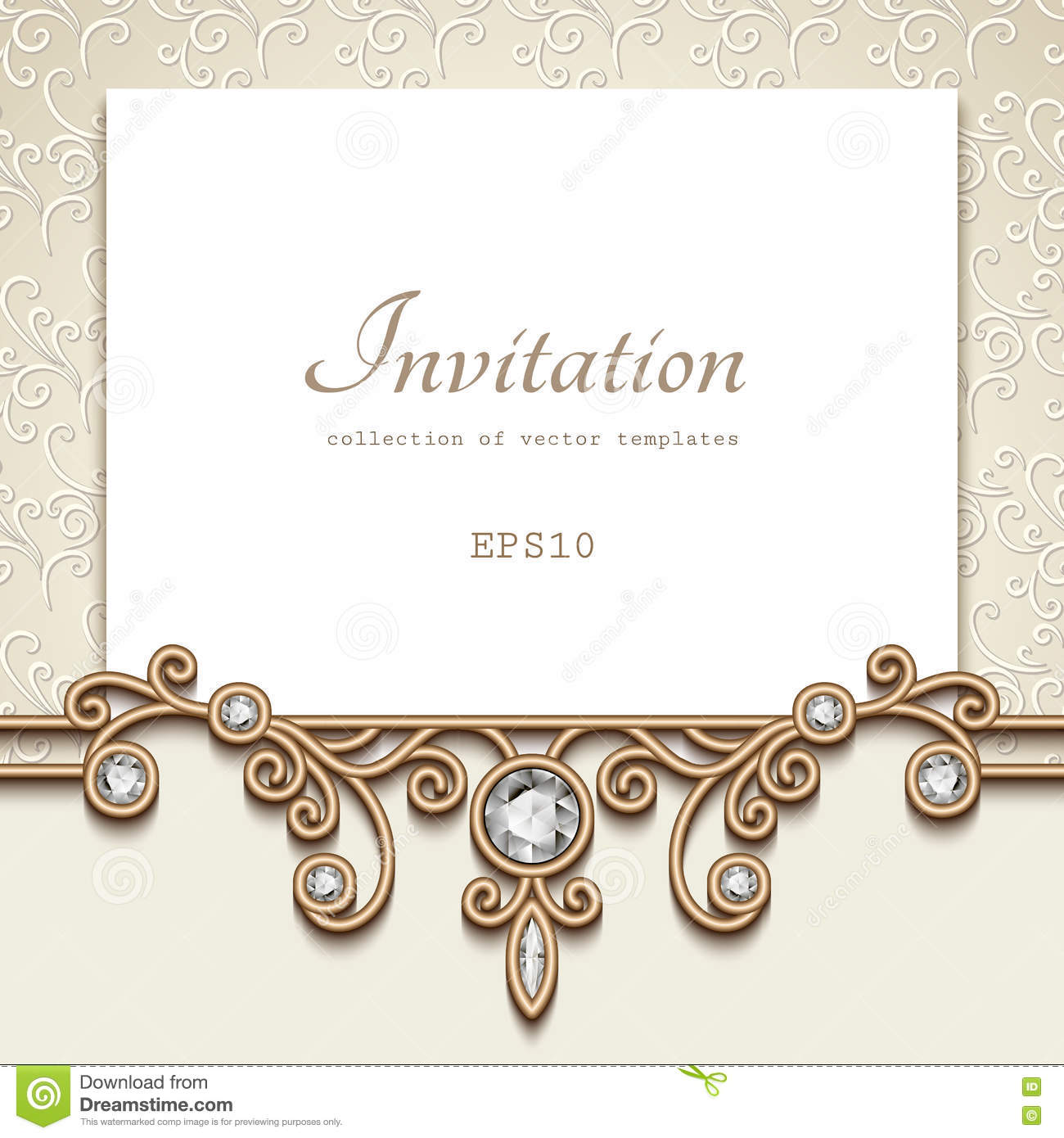 Wedding Invitation Layout Free Download with beautiful invitation sample